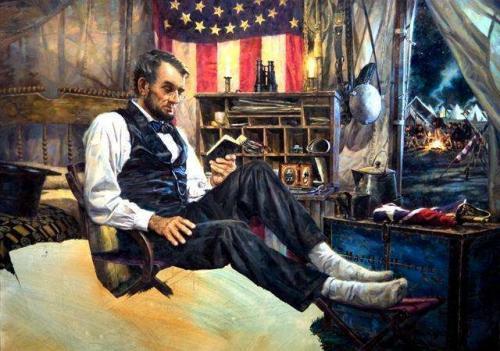 林肯成功的秘密