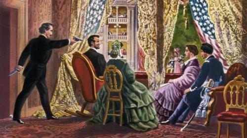 解放者林肯的故事