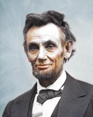 总统林肯趣事集
