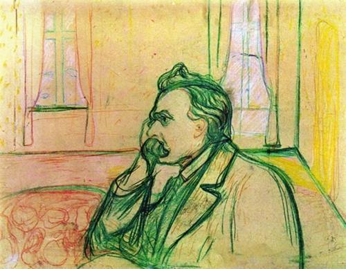 尼采的哲学生活:不是生命没意义,是你没找到自己的意义