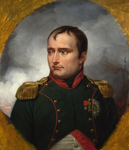 拿破仑•波拿巴简介