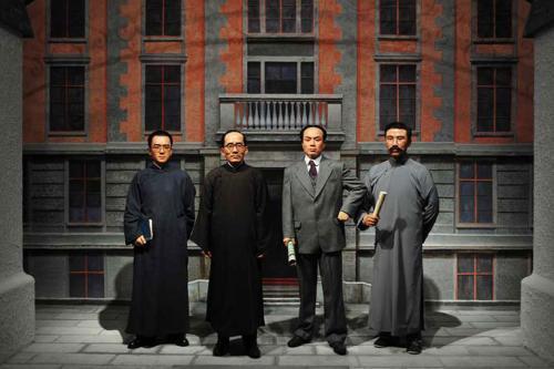 李大钊介绍,当之无愧的中国共产党主要创始人