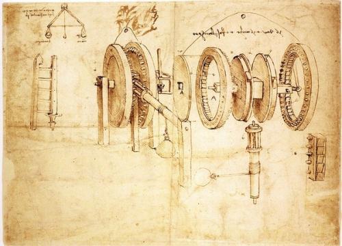 揭露达·芬奇的多重身份,太忙了都没有时间画画