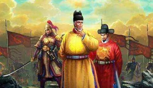 明太祖朱元璋,从乞丐到帝王的传奇之路