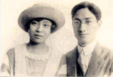 徐志摩的恋爱史:为追林徽因叫老婆堕胎,不择手段娶朋友妻