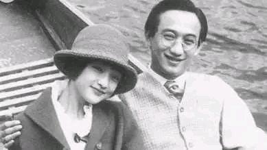 徐志摩飞机失事,陆小曼拒收电报拒绝收尸,前妻张幼仪主持葬礼