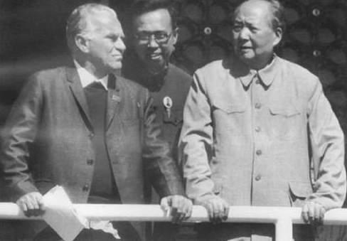 著名美国记者埃德加·斯诺的中国情结