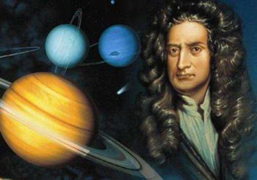 绝顶天才牛顿的一生简介