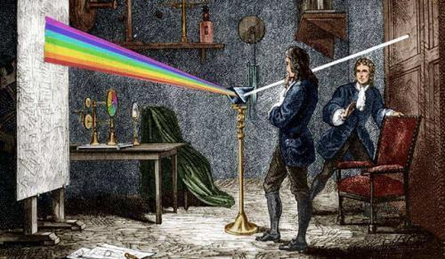 牛顿的主要成就