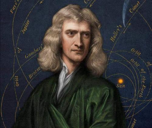 牛顿与苹果的故事