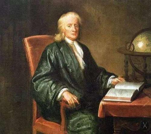 牛顿的人物生平