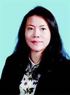 杨惠妍加入公司承袭父业