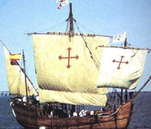 哥伦布的美洲航程