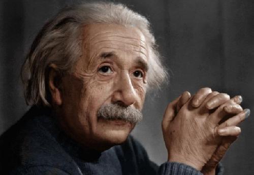 爱因斯坦人物简介
