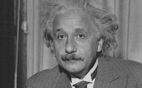 爱因斯坦经典语录大全