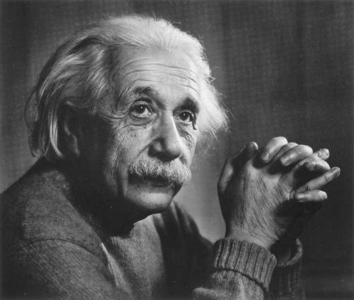 爱因斯坦为什么那么牛?