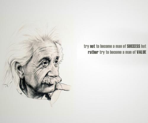 爱因斯坦难道是科学家的天花板,一百年了,为何没人能与他比肩?
