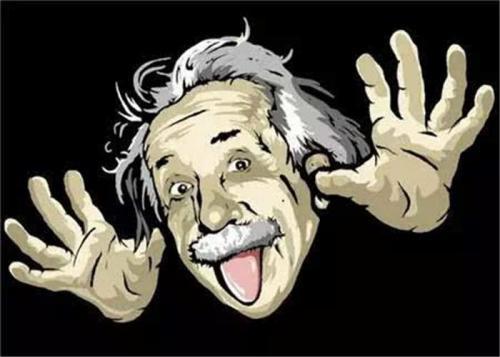 爱因斯坦是疯子吗?为什么?